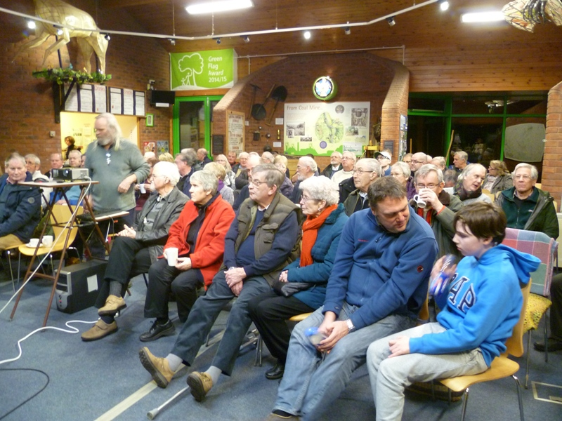 Sidings Stories: The History of Coal Mining and the Severn Valley Railway around Alveley and Highley   Presentation by Dave Postle hosted by Severn Valley Country Park as part of the Alveley Weighbridge and Coal Mining Heritage Project